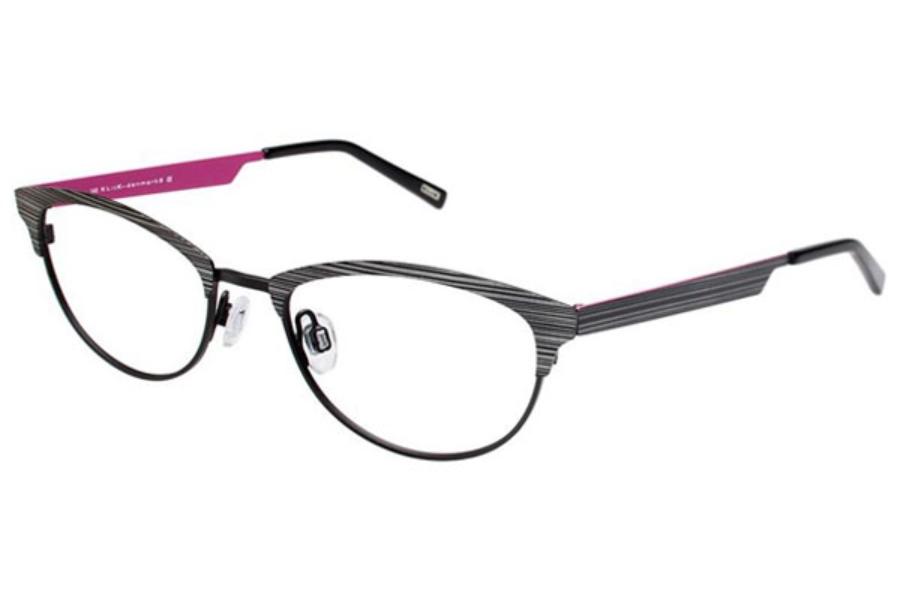 Eyeglass Frames Kliik : Kliik KLiik 506 Eyeglasses FREE Shipping - Go-Optic.com