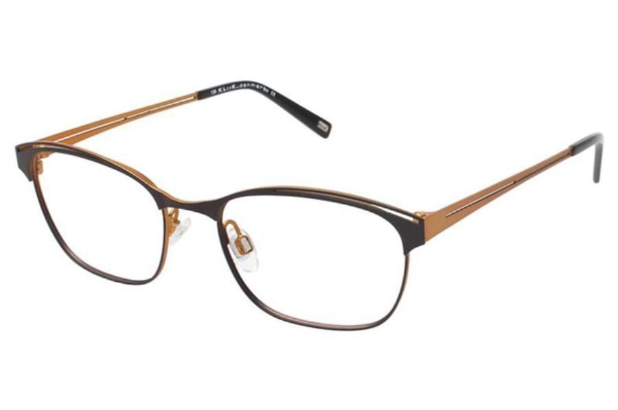 Eyeglass Frames Kliik : Kliik KLiiK 513 Eyeglasses FREE Shipping - Go-Optic.com