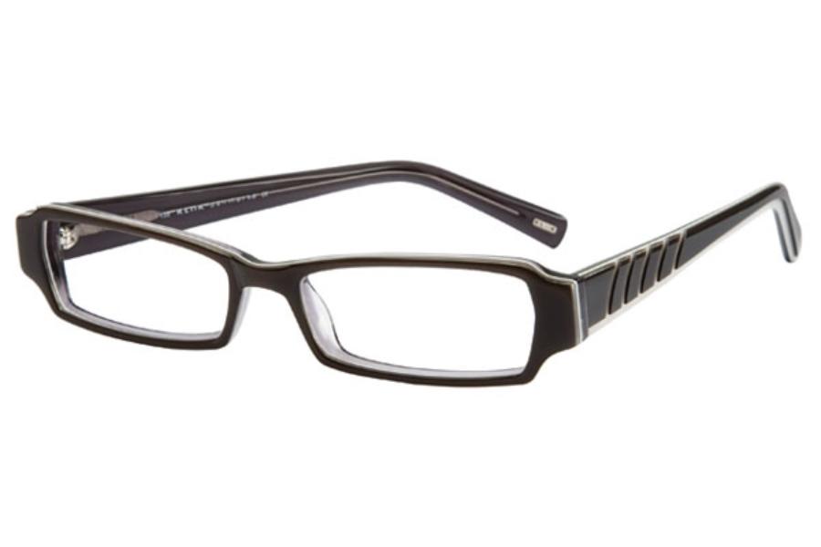 Eyeglass Frames Kliik : Kliik KLiiK 285 Eyeglasses FREE Shipping - Go-Optic.com