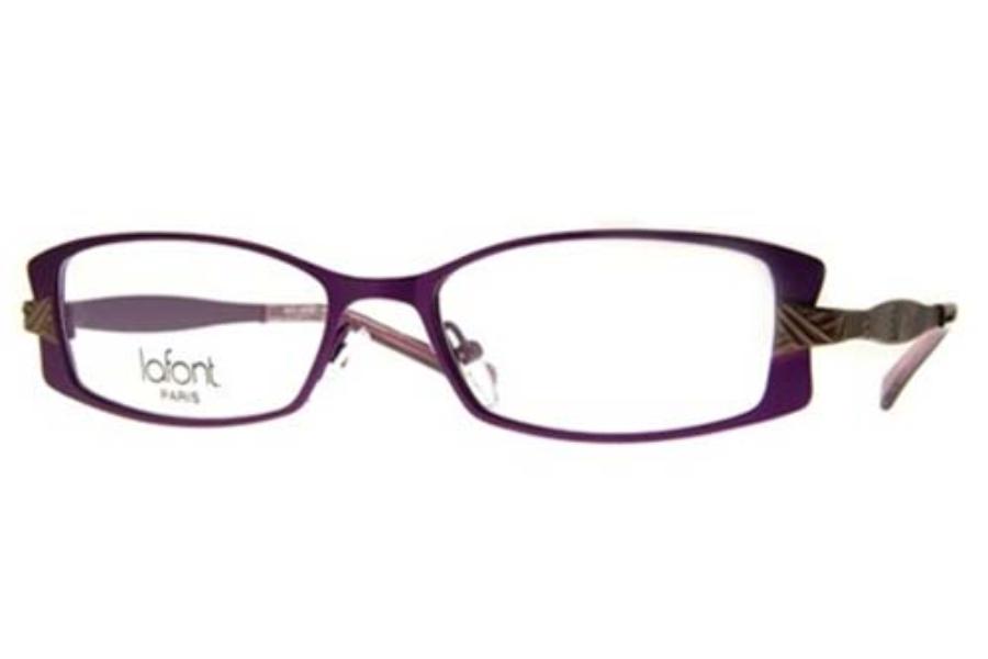 Lafont Women s Eyeglass Frames : Lafont Claire Eyeglasses FREE Shipping - Go-Optic.com