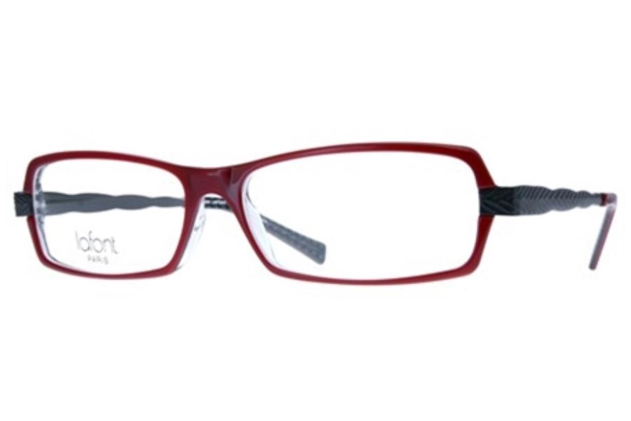 Lafont Women s Eyeglass Frames : Lafont Graziella Eyeglasses FREE Shipping - Go-Optic.com
