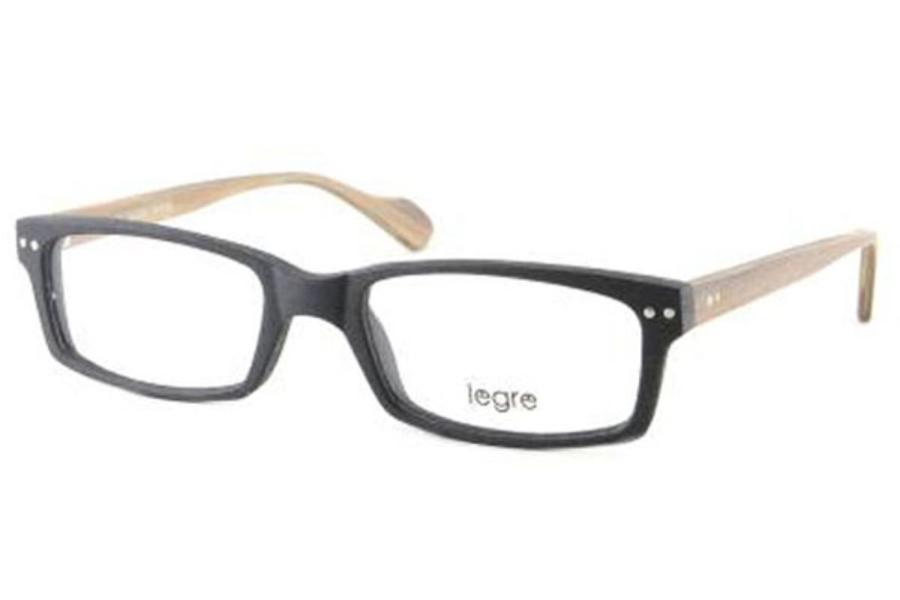330eb49a2b7 ... Legre LE152 Eyeglasses in 522 Black  Birch Wood ...