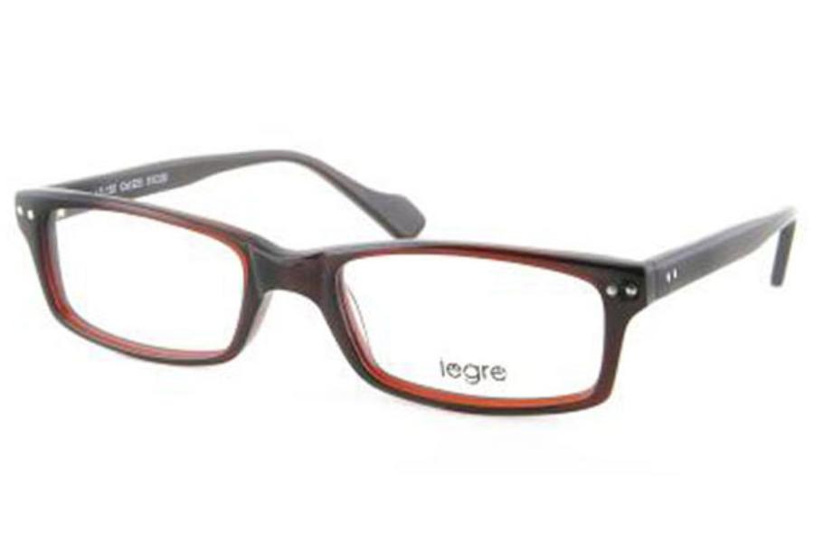 429280e1a13 ... 522 Black  Birch Wood  Legre LE152 Eyeglasses in 523 Brown ...