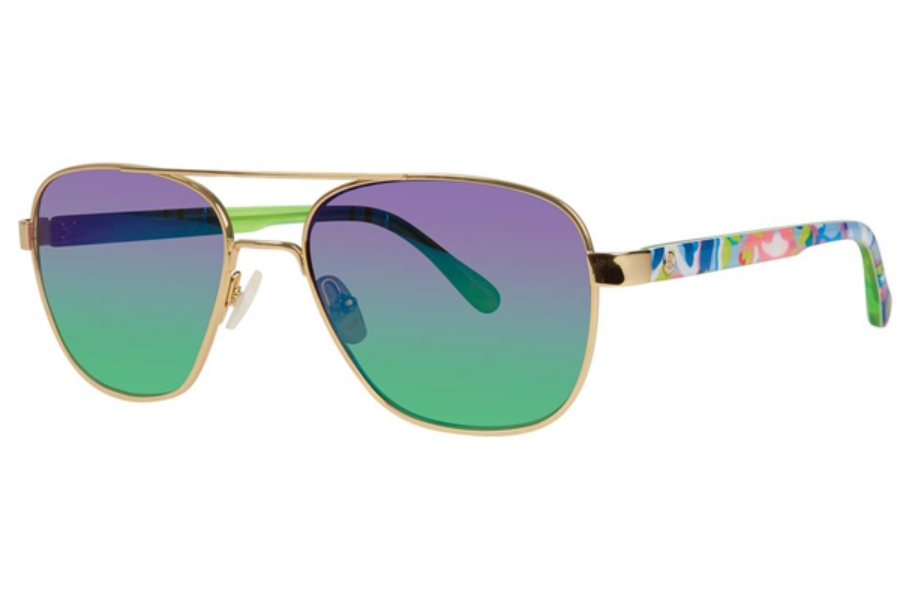 Lilly Pulitzer Callie Sun Sunglasses | FREE Shipping
