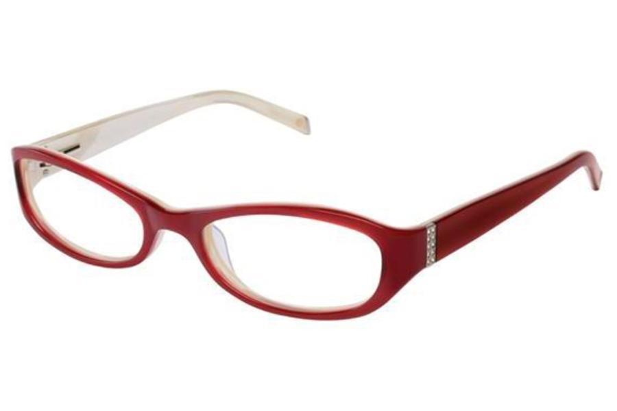 Glasses Frames With Diamonds : Lisa Loeb Diamonds Eyeglasses FREE Shipping - Go-Optic.com