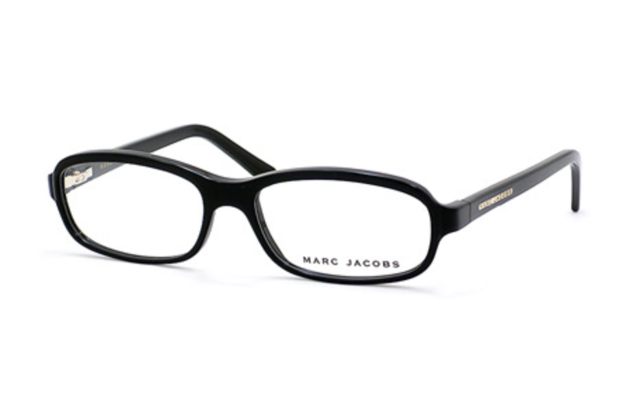 Marc Jacobs 003 Eyeglasses in Shiny Black (0807)