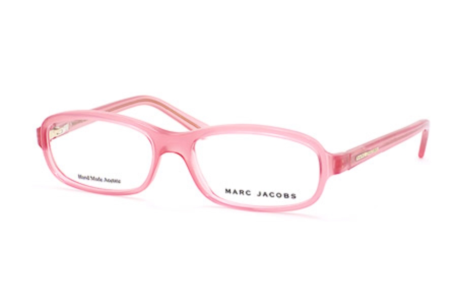 Marc Jacobs 003 Eyeglasses in Rose Opal (0QW9)