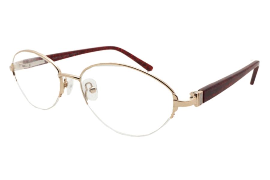 new millennium nm208 eyeglasses go optic