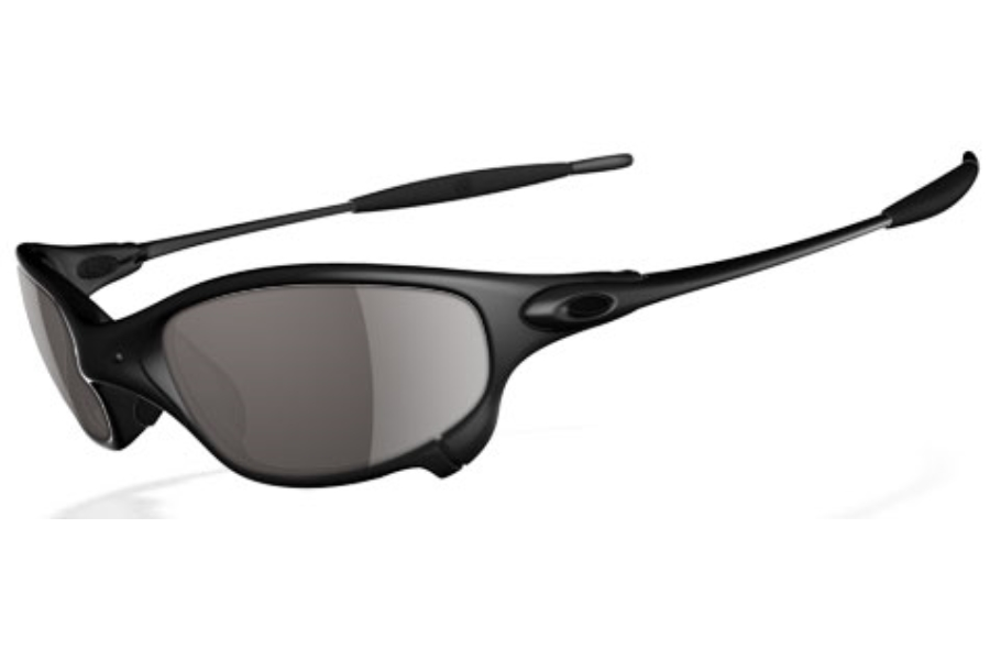 Oakley Juliet Polarized Sunglasses in Carbon Warm Grey Polarized
