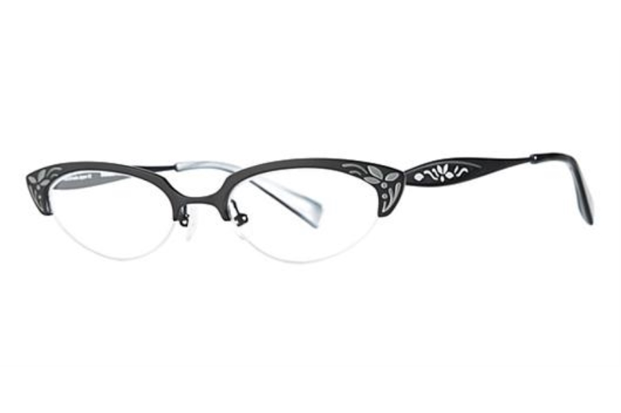 Seraphin by OGI HARRIET Eyeglasses in 8531 BLACK