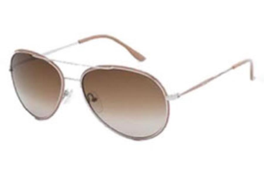 Police S8299 Sunglasses in S31 Gold w/Gradient Brown Lenses