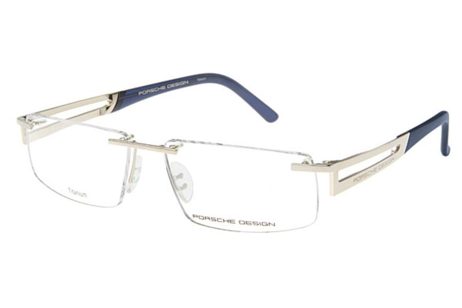 64d8f1e7d0e2 Porsche Rimless Glasses
