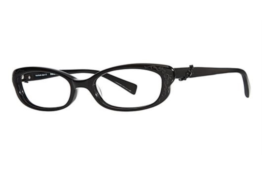 Seraphin by OGI BRYANT Eyeglasses in 8523 - Black