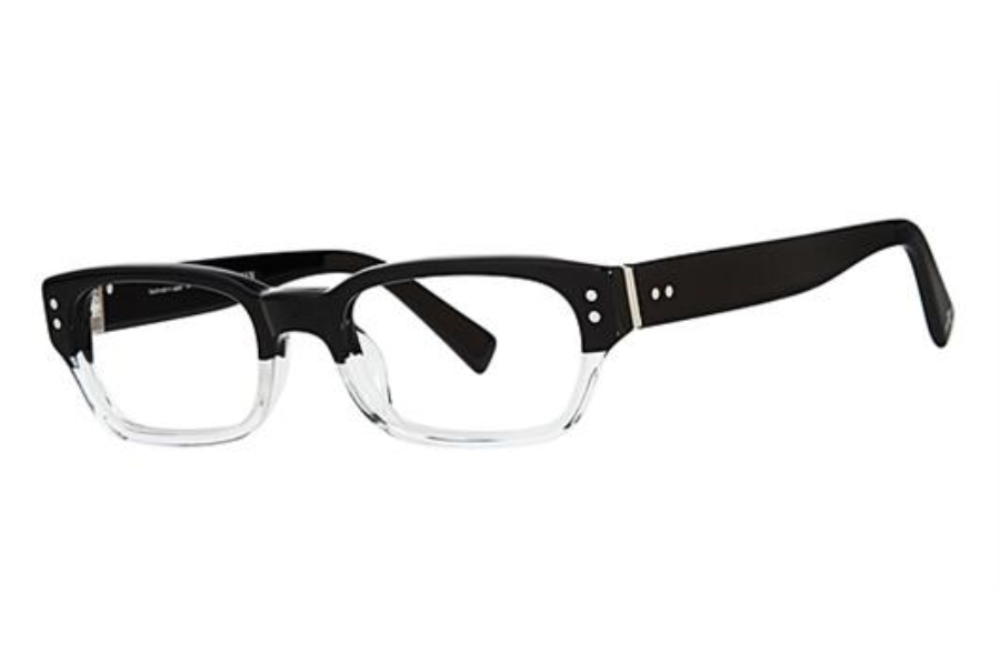 Seraphin by OGI KIPLING Eyeglasses in 8570 - Black/Crystal