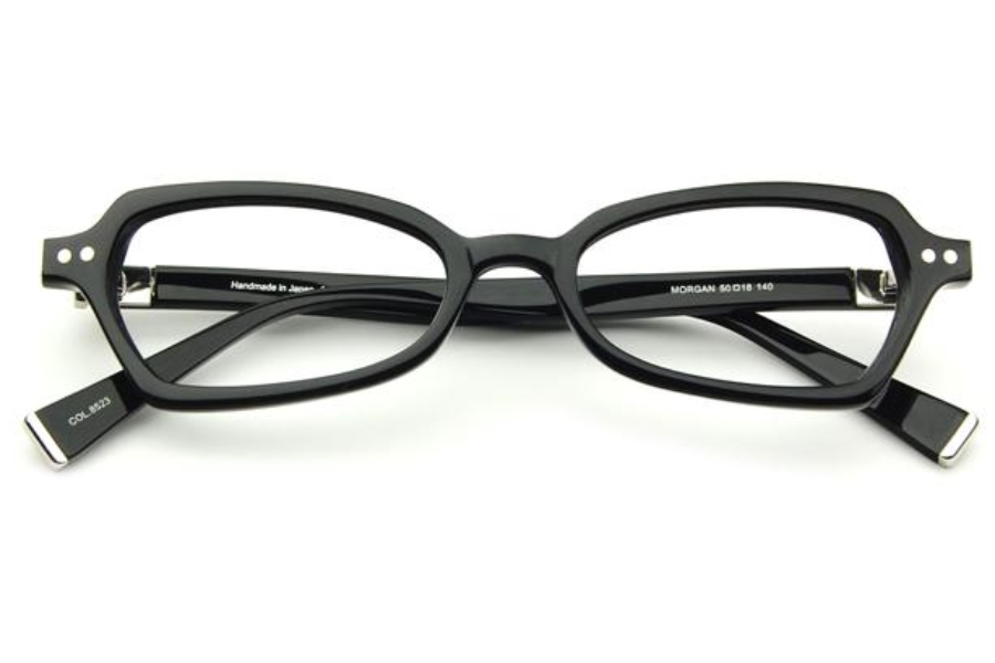 Seraphin by OGI MORGAN Eyeglasses in 8523 - Black