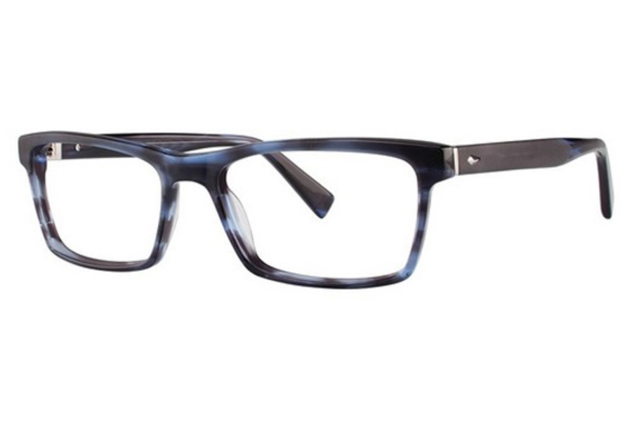 Seraphin by OGI ROOSEVELT Eyeglasses in 8801 BLUE FUSION