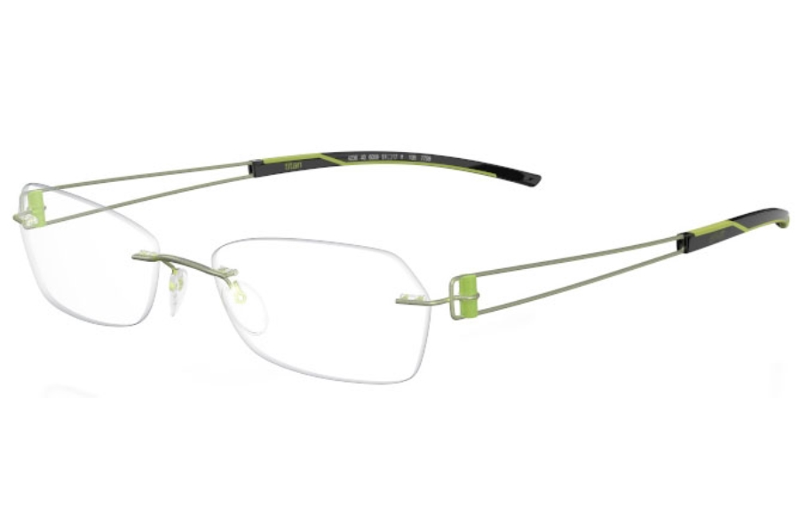 Silhouette 4237 7759 Chassis Eyeglasses Free Shipping