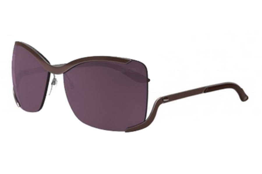 Silhouette 8140 Sunglasses in 6223 Glossy Purple
