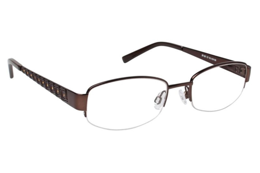 Eyeglass Frames Sf : SuperFlex SF-421 Eyeglasses FREE Shipping - Go-Optic.com