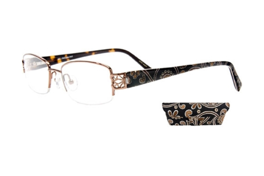 Vera Bradley VB 3030 Eyeglasses in Caffe Latte