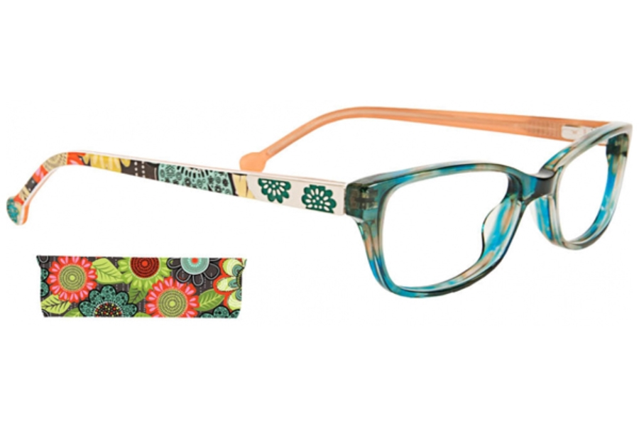 Vera Bradley Kids VB Ada Eyeglasses | FREE Shipping