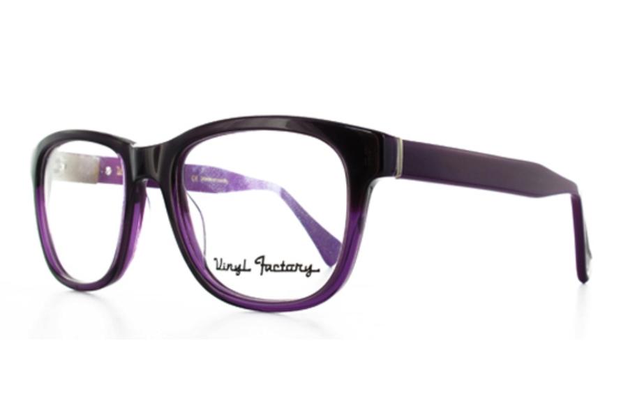 Eyeglass Frames Joplin Mo : Vinyl Factory Joplin Eyeglasses FREE Shipping